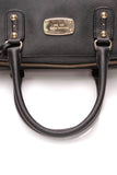 Michael Kors Large Satchel Bag Black