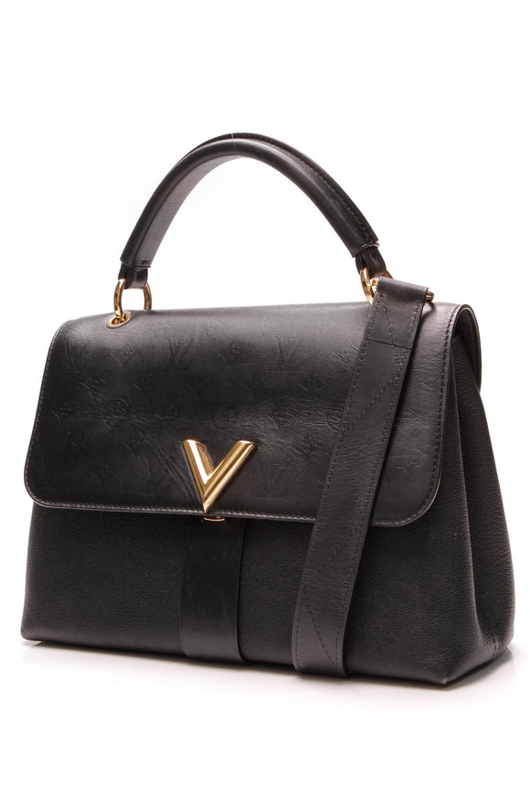 Louis Vuitton Very One Handle Bag Black