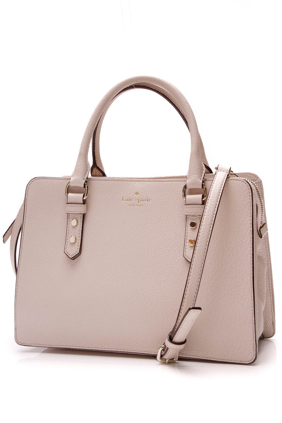Coach Mulberry Street Lise Bag Pale Vellum Beige