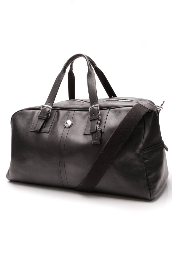 Coach Voyage Cabin Bag Black