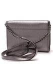 Kate Spade Cameron Street Cami Crossbody Bag Metallic Black