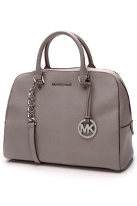 Michael Kors Bowling Bag Gray