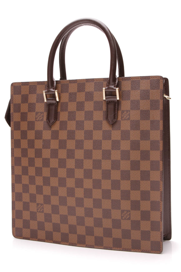 Louis Vuitton Venice PM Bag Damier Ebene Brown