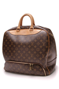 Louis Vuitton Evasion Travel Bag Monogram Brown