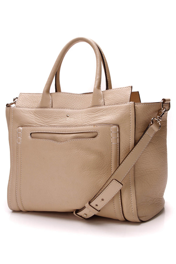 Kate Spade Claremont Drive Marcella Tote Bag Beige