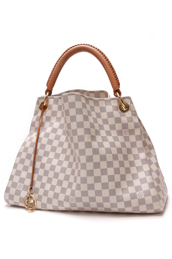Louis Vuitton Artsy MM Bag Damier Azur
