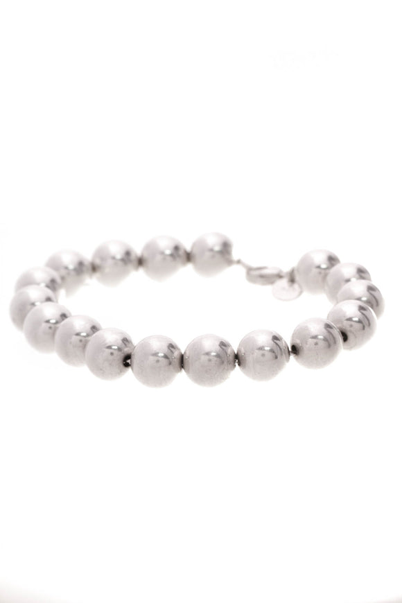 Tiffany & Co. Hardwear 10mm Ball Bracelet Silver