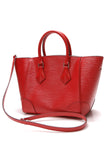 Louis Vuitton Epi Phenix PM Bag Coquelicot Red