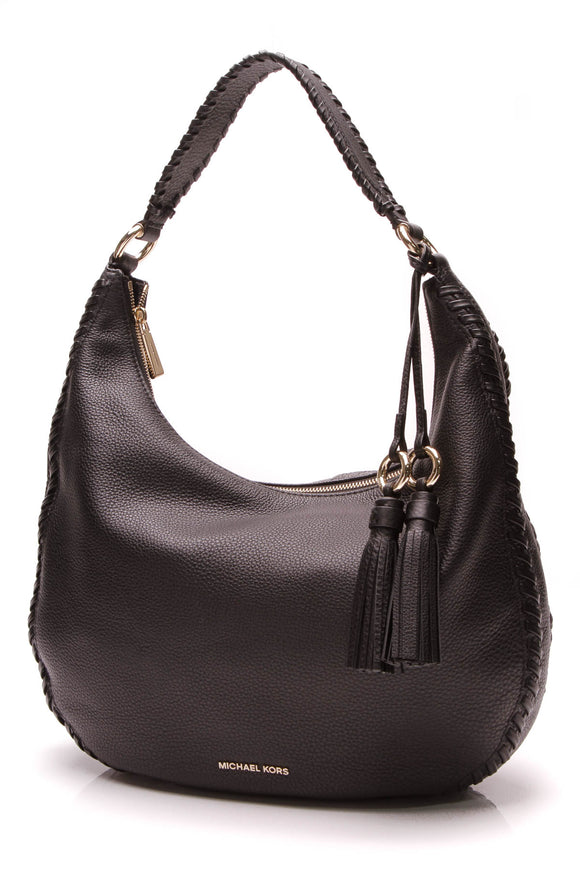 Michael Kors Lauryn Large Hobo Bag Black