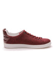 Louis Vuitton Frontrow Men's Sneakers Burgundy Tweed US Size 9.5