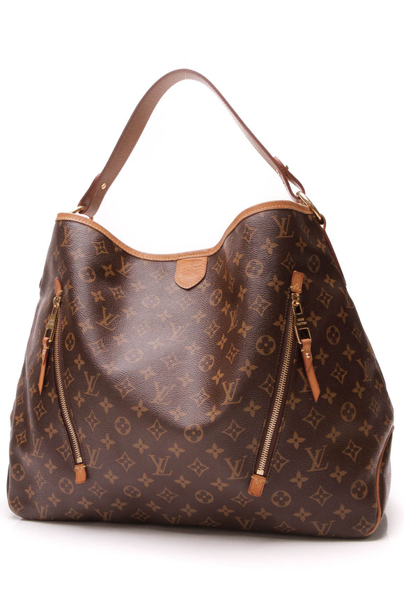 Louis Vuitton Delightful GM Bag Monogram Brown