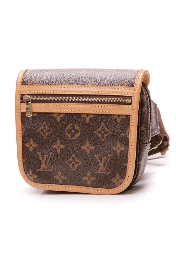 Louis Vuitton Bosphore Bum Waist Bag Monogram Brown