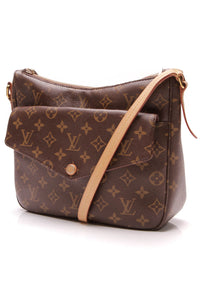 Louis Vuitton Mabillon Bag Monogram Brown