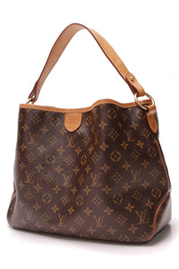Louis Vuitton Delightful PM Bag Monogram Brown