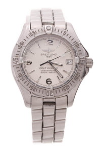 Breitling Colt Oceane Chronometre Watch Steel