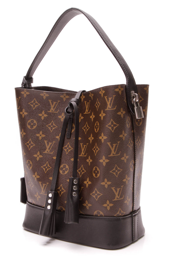 Louis Vuitton Idole NN14 GM Bag Monogram Black
