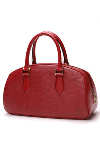 Louis Vuitton Epi Jasmin Bag Red
