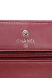 Chanel Classic WOC Crossbody Bag Mauve Lambskin