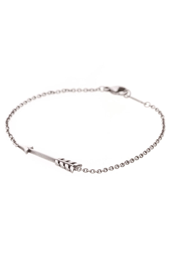 Tiffany & Co. Arrow Chain Bracelet Silver