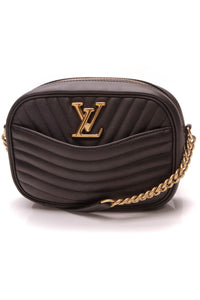 Louis Vuitton New Wave Camera Bag Black