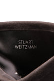 Stuart Weitzman Tieland Over-The-Knee Boots Slate Suede Size 8.5 Gray