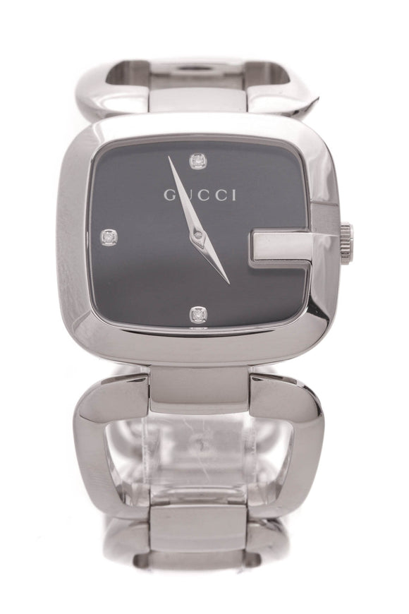 Gucci G-Series 125.4 Link Watch Steel