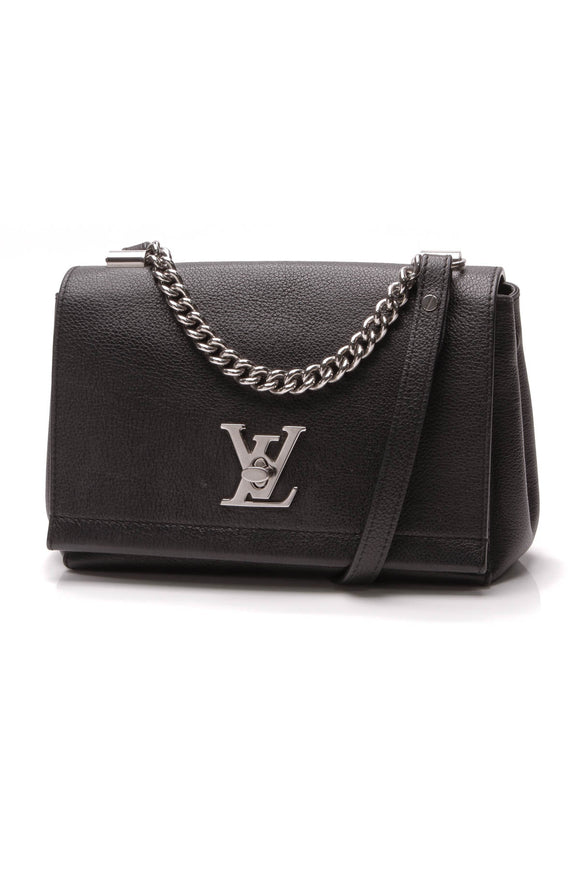 Louis Vuitton Lockme II BB Bag Black