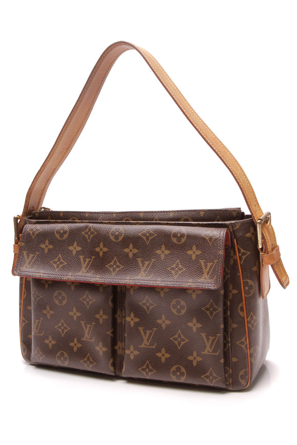 Louis Vuitton Viva Cite GM Bag Monogram Brown