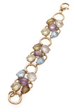 Robert Coin Ipanema Multi-Stone Bracelet Gold