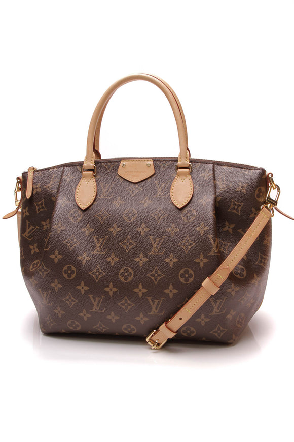Louis Vuitton Turenne MM Bag Monogram Brown