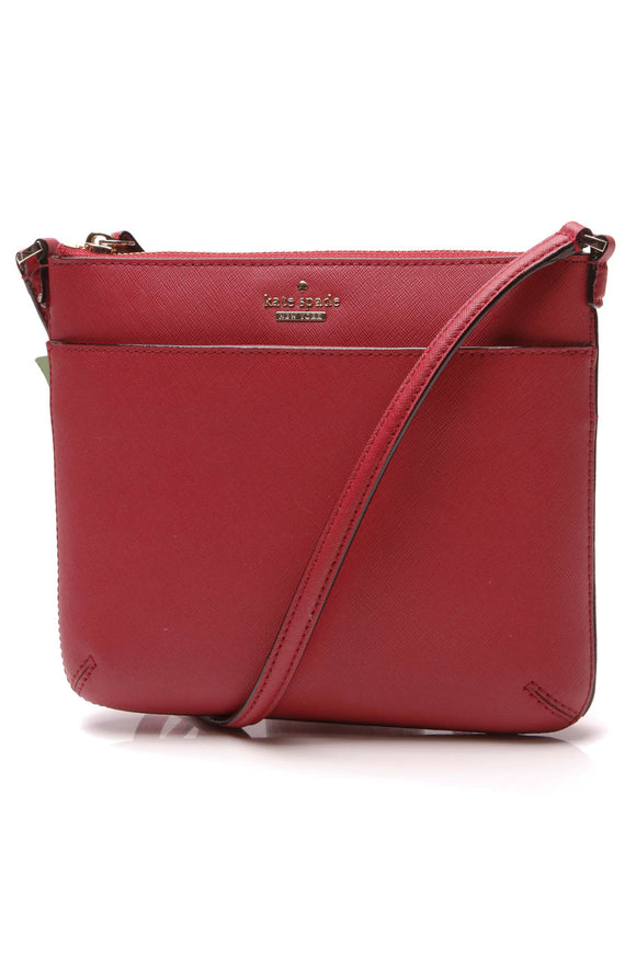 Kate Spade Cameron Street Tenley Crossbody Bag Rosso Red