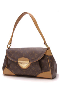 Louis Vuitton Beverly MM Bag Monogram Brown