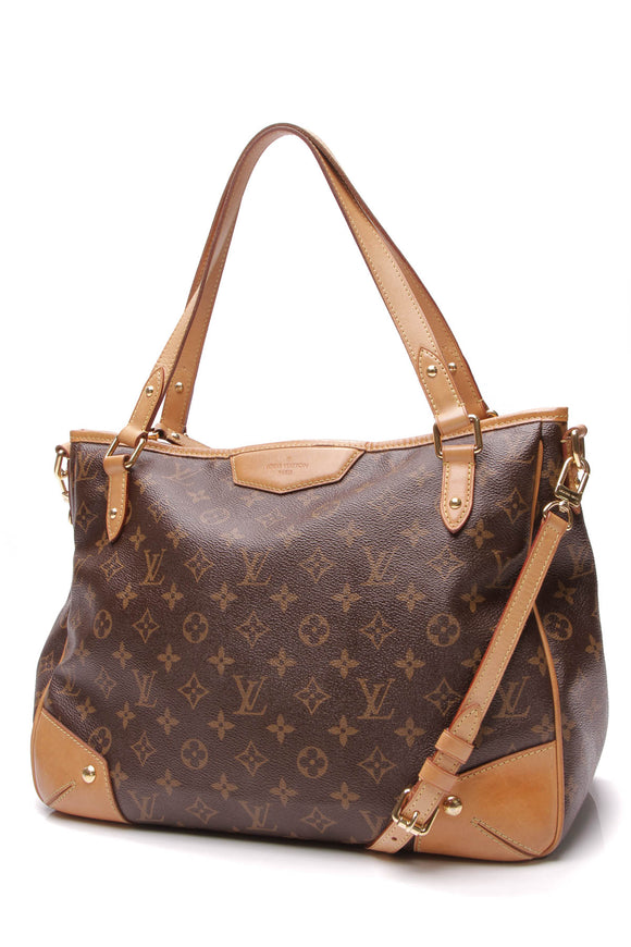 Louis Vuitton Estrela GM Tote Bag Monogram Brown