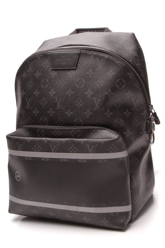 Louis Vuitton Fragment Apollo Backpack Monogram Eclipse
