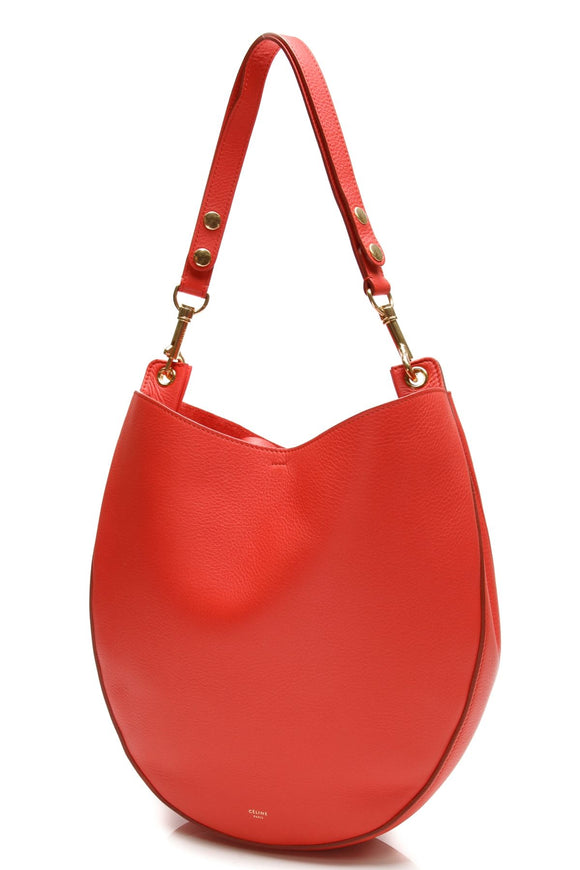 celine-medium-hobo-bag-vermilion-supple-calfskin