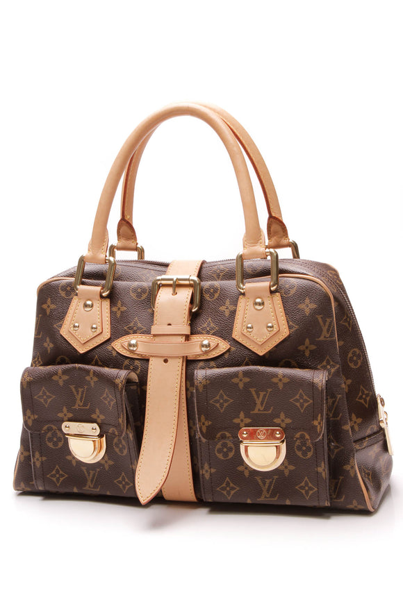 Louis Vuitton Manhattan GM Bag Monogram Brown
