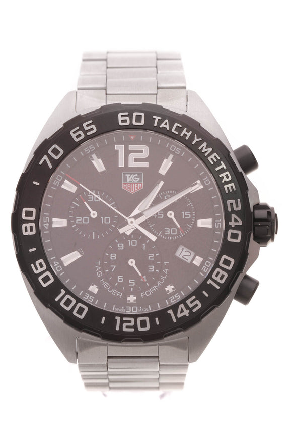 TAG Heuer Formula 1 42mm Chronograph Watch Steel