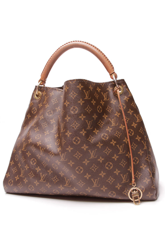 Louis Vuitton Artsy GM Bag Monogram Brown