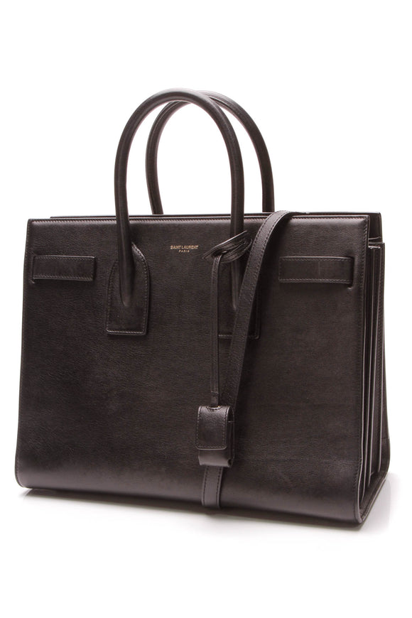 Yves Saint Laurent Classic Sac de Jour Small Bag Black