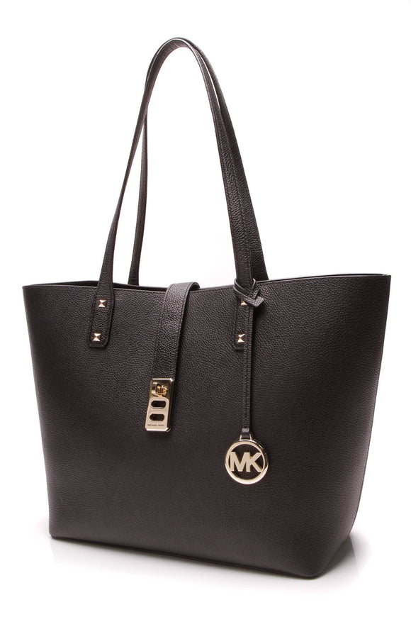 Michael Kors Karson Carryall Tote Bag Black