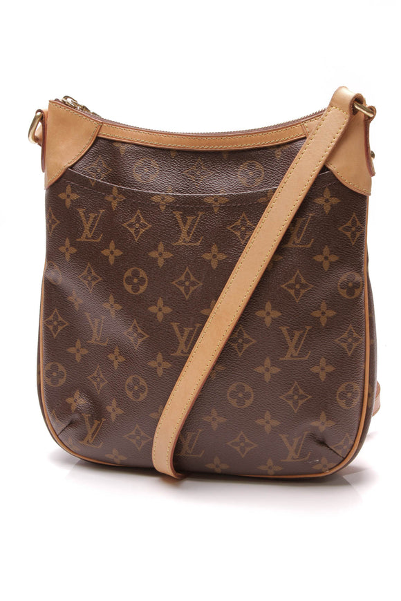 Louis Vuitton Odeon PM Crossbody Bag Monogram Brown