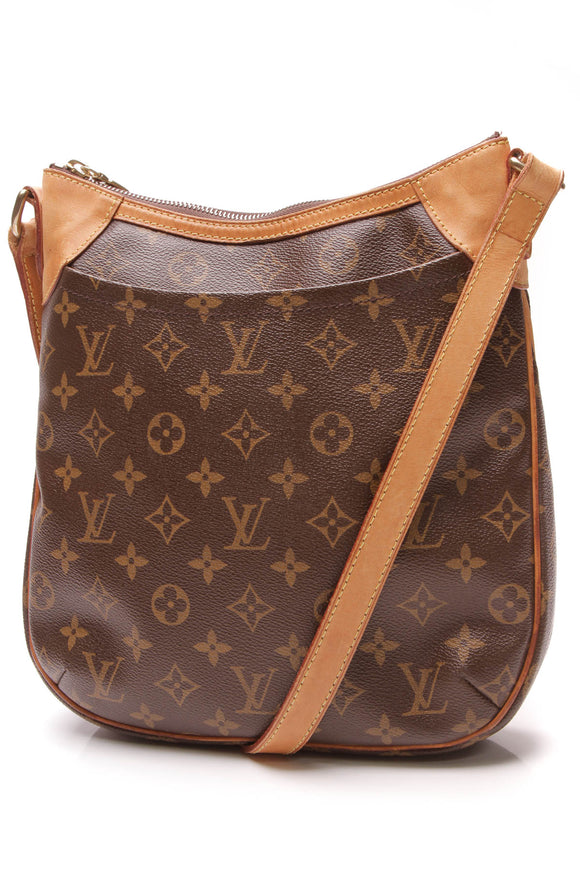 Louis Vuitton Odeon PM Crossbody Bag Monogram