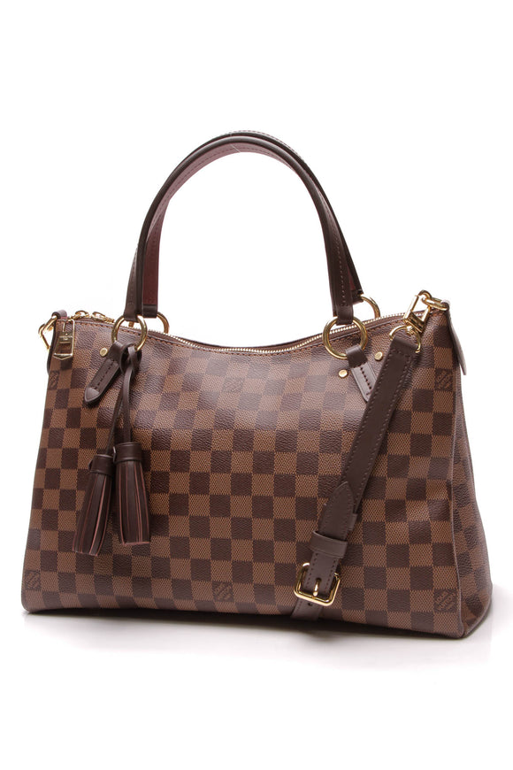 Louis Vuitton Lymington Bag Damier Ebene Brown