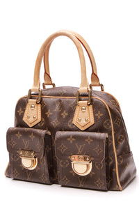 Louis Vuitton Manhattan PM Bag Monogram