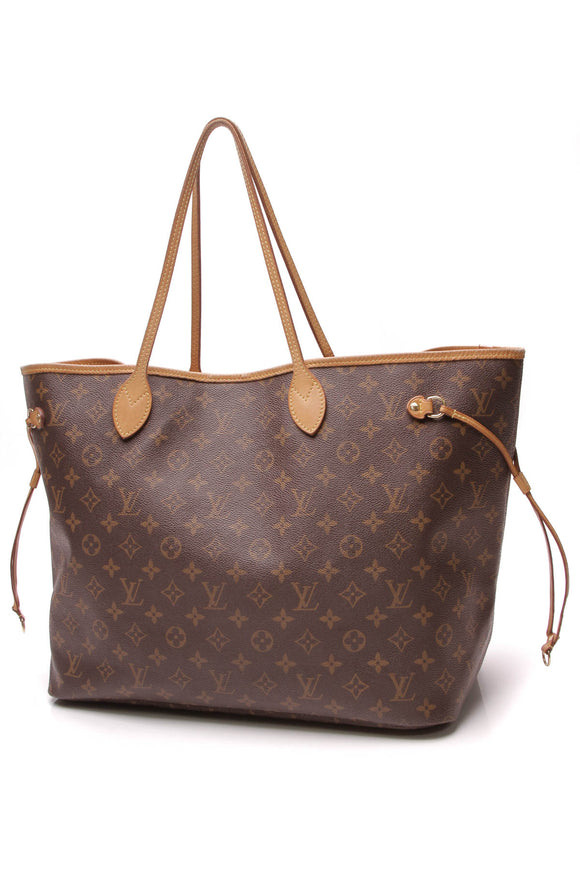 Louis Vuitton Neverfull GM Tote Bag Monogram