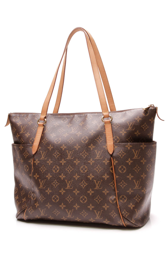 Louis Vuitton Totally GM Bag Monogram Brown
