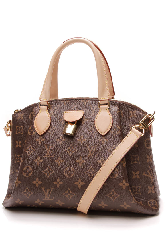 Louis Vuitton Rivoli PM Bag Monogram Brown