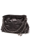 Chanel Sharpei Large Tote Bag Black