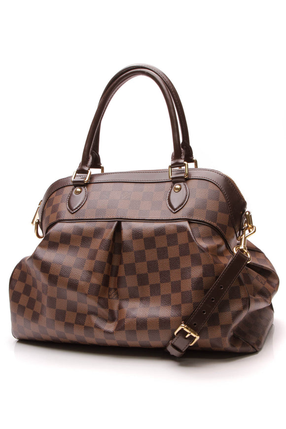 Louis Vuitton Trevi GM Bag Damier Ebene