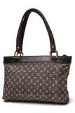 Louis Vuitton Idylle Lucille PM Bag Noir Ecru Black Beige